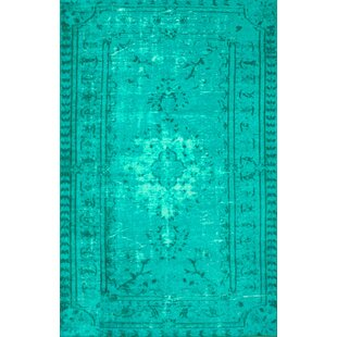 Modern Contemporary Turquoise Area Rugs Allmodern