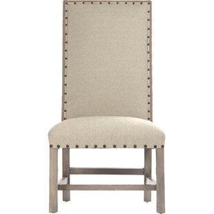 Driftwood Upholstered Dining Chair