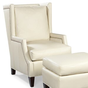 High Back Wingback Chair by Fairfield Chair