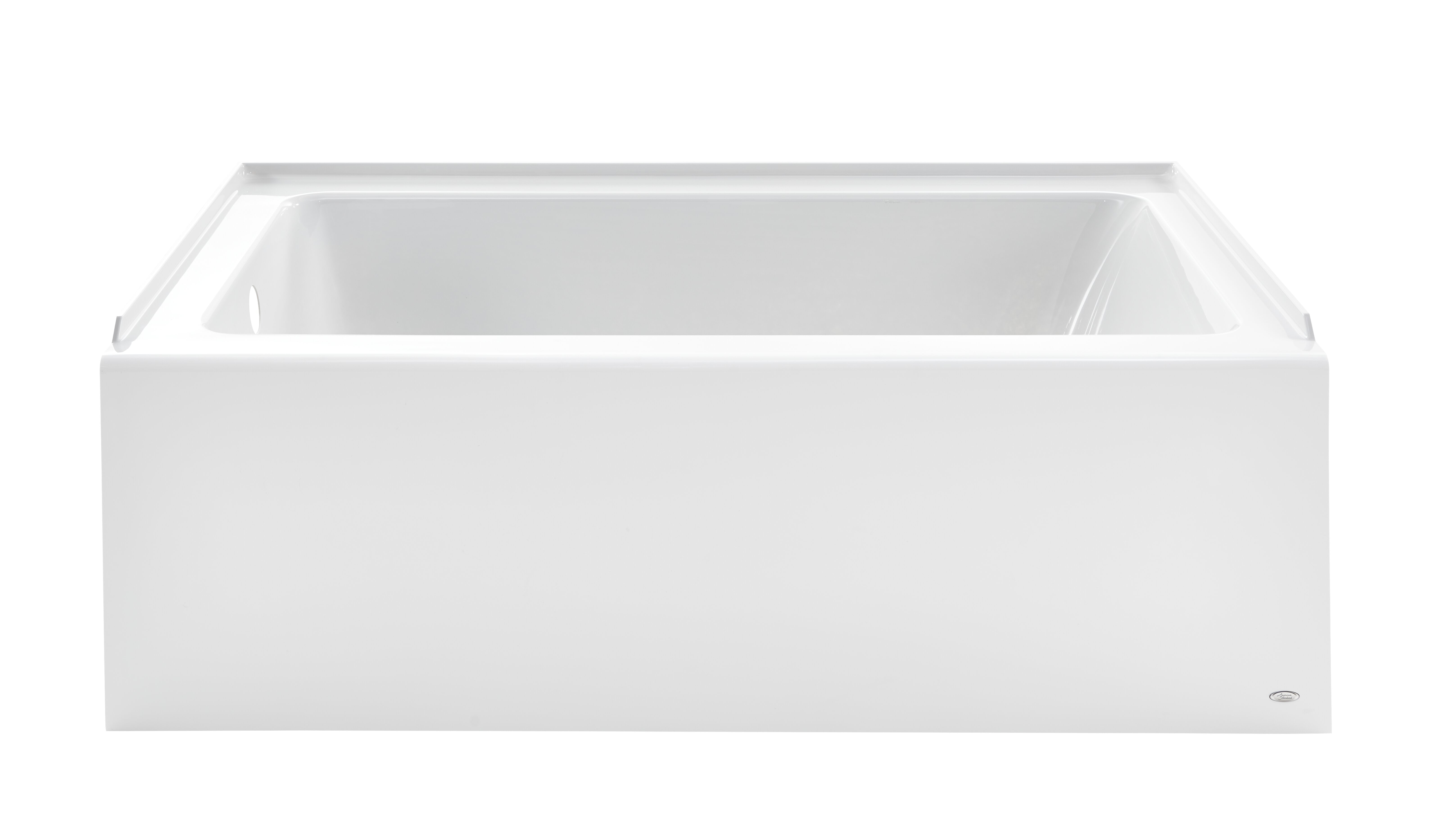 American Standard Studio Acrylic Tub 60 X 30 Alcove Soaking Bathtub Wayfair