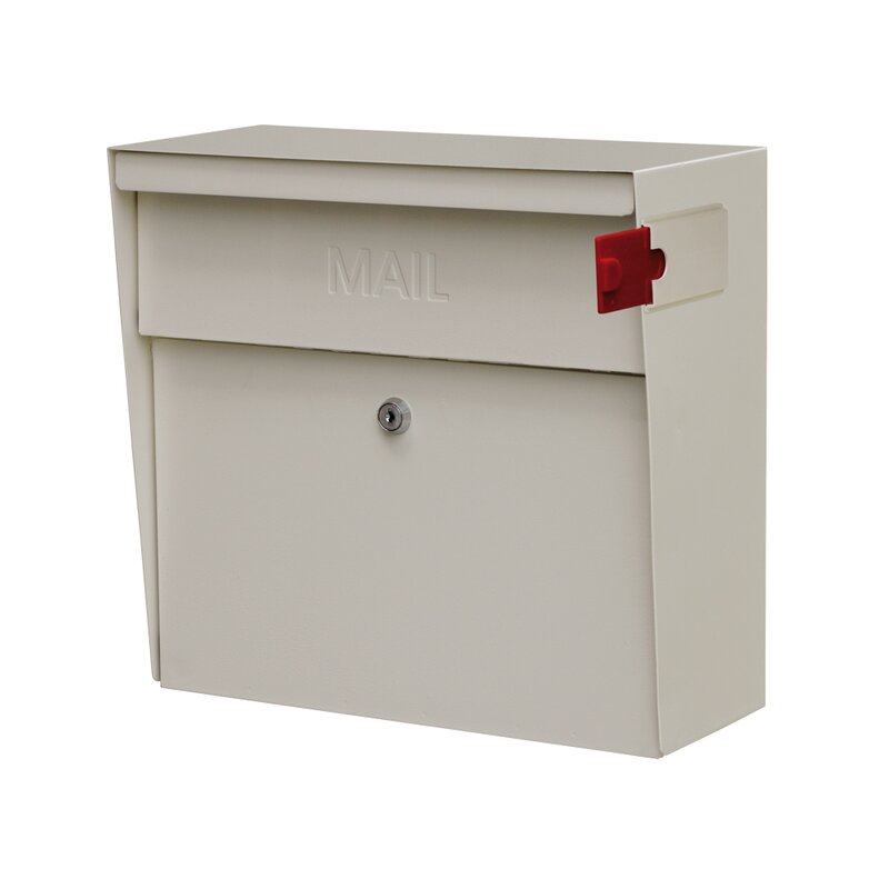 defaultname - Wall Mounted Mailbox