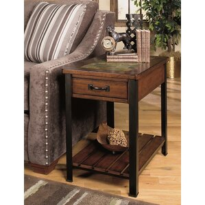 End Table With Storage by Wildon Home ?