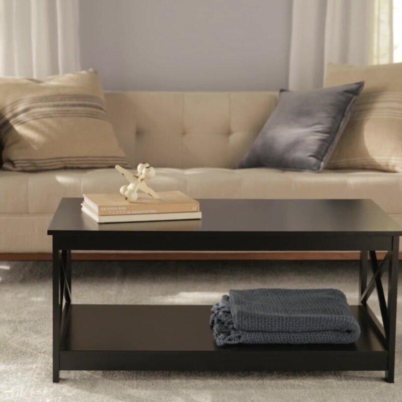 Beachcrest Home Stoneford Coffee Table Amp Reviews Wayfair
