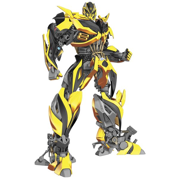 Room Mates Transformers Age Of Extinction Bumblebee Giant