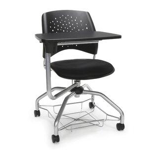 Save  sc 1 st  Wayfair & Chair Combo Desks Youu0027ll Love | Wayfair