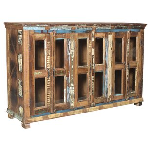 Wyandotte 6 Door Glass Sideboard