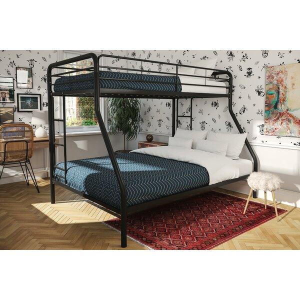 Twin Over Queen Bunk Bed Wayfair