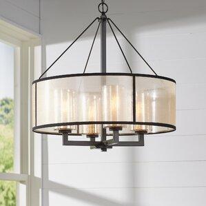 Bronze Chandeliers Youll Love Wayfair - Bronze dining room light