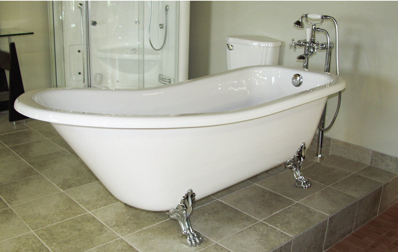 Malta Picadilly 59 Quot X 28 75 Quot Soaking Bathtub Amp Reviews