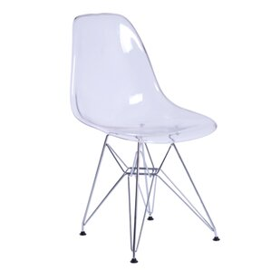 GlossWire Dining Side Chair by Fine Mod I..