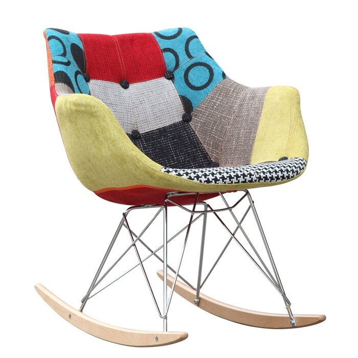 Wondrous Ginger Rocking Chair Caraccident5 Cool Chair Designs And Ideas Caraccident5Info