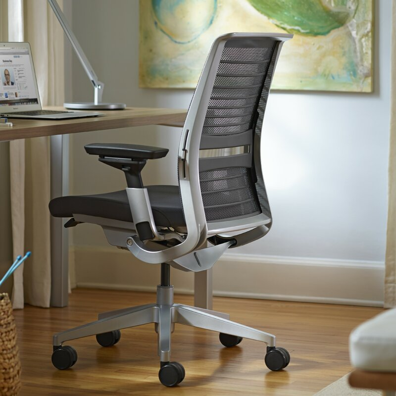Think® 3D Mesh Desk Chair : think office chair - Cheerinfomania.Com