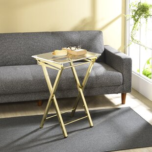 Folding Tv Tray Tables Set | Wayfair