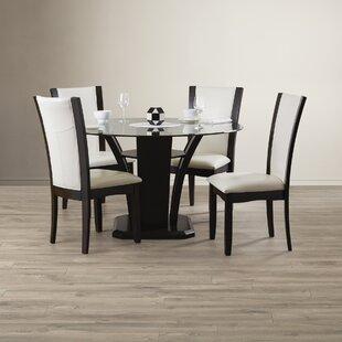 Tiberius 5 Piece Dining Set