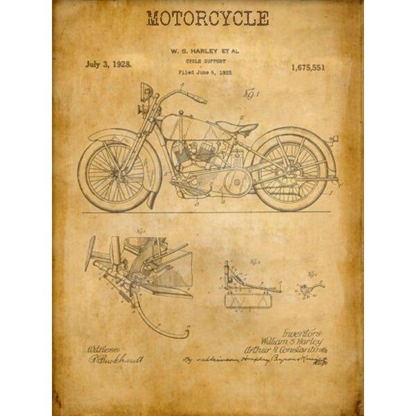 Framed Patent Art   Wayfair