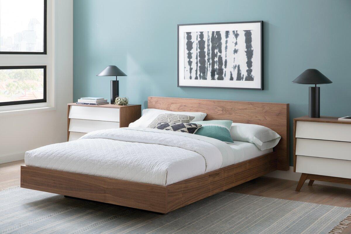 Brayden Studio Horsham Platform Bed Amp Reviews Wayfair