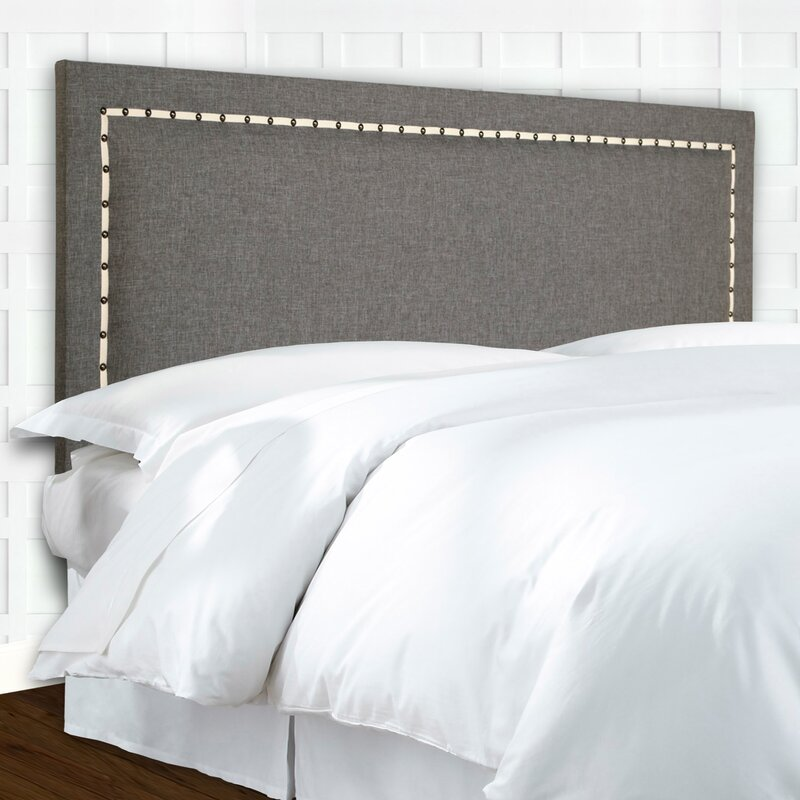 default_name - Fashion Bed Group Wellford Nailhead Trim Upholstered Panel