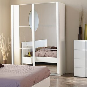 Wesley 2 Door Armoire by Parisot