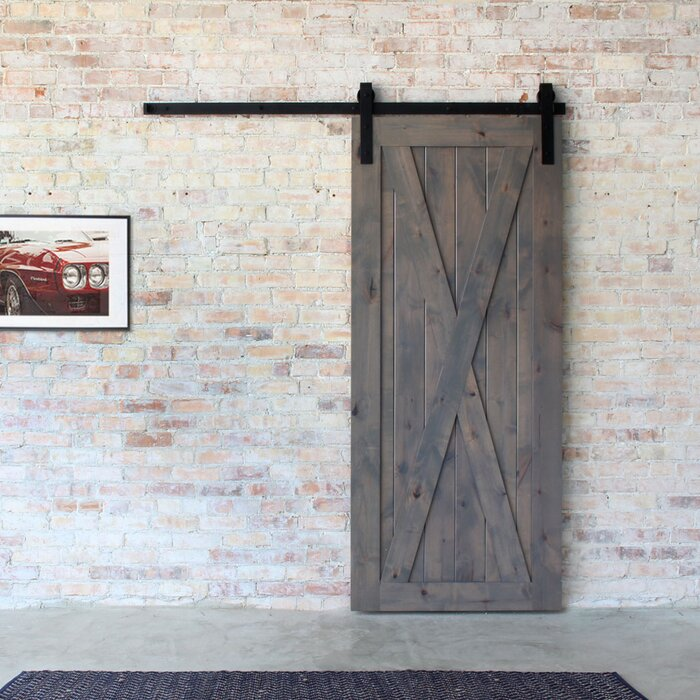 hardware and door dp set track kit double barn ft home improvement com antique style amazon sliding wood country black steel yaheetech barns system