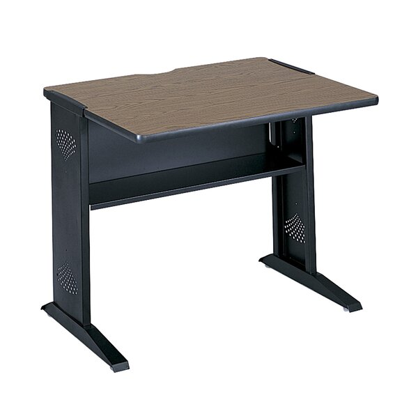 Safco Reversible Top Desk Shelf With Cable Management