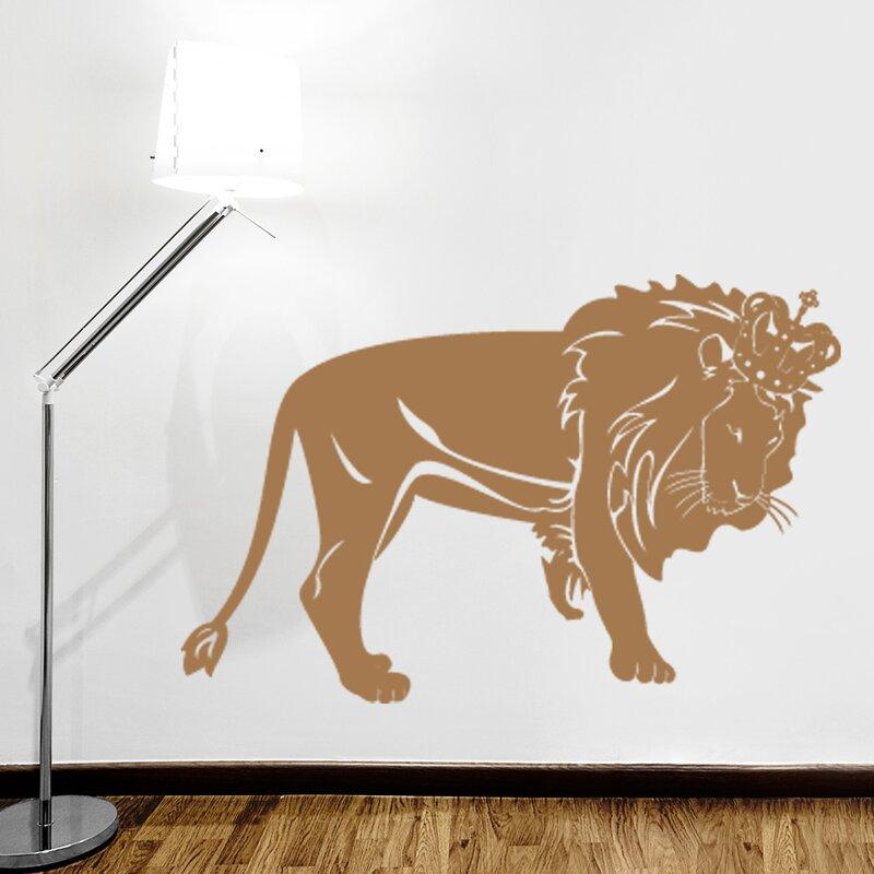 Etonnant Lion King Wall Decal