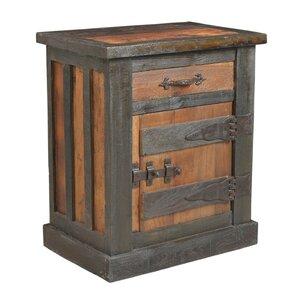 Nachttisch Fortezza mit 1 Schublade von SIT Möbel