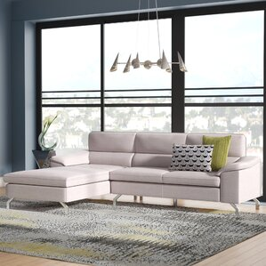 Wyman Sectional by Orren Ellis