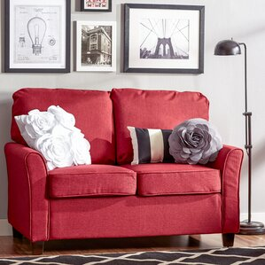 Hartell Loveseat by Zipcode Design