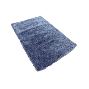 evelyn navy blue area rug