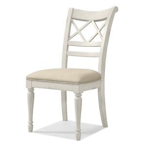 Alto Upholstered Dining Chair (Set of 2) by Highland Dunes