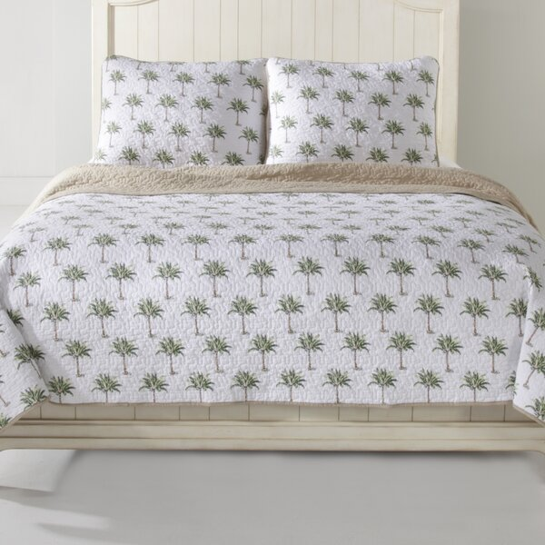 Palm Tree Quilt Sets Wayfair