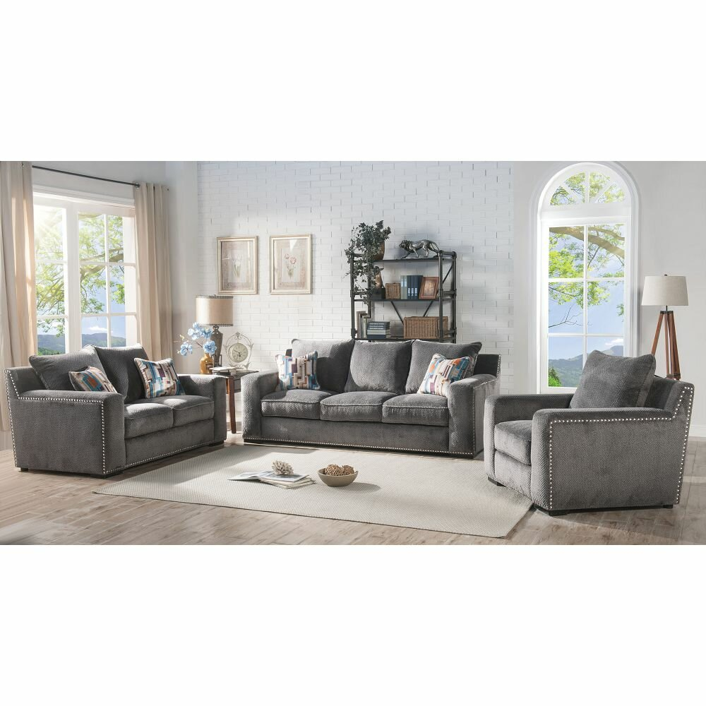 Alcott Hill Donohoe Living Room Collection | Wayfair