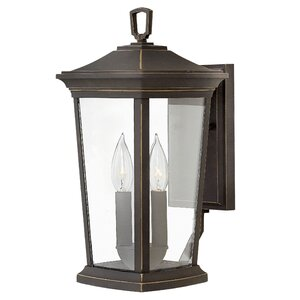 Bromley 2-Light Outdoor Wall Lantern