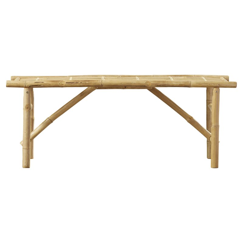 Folding Foyer Bench : Bay isle home porter wood folding bench reviews wayfair