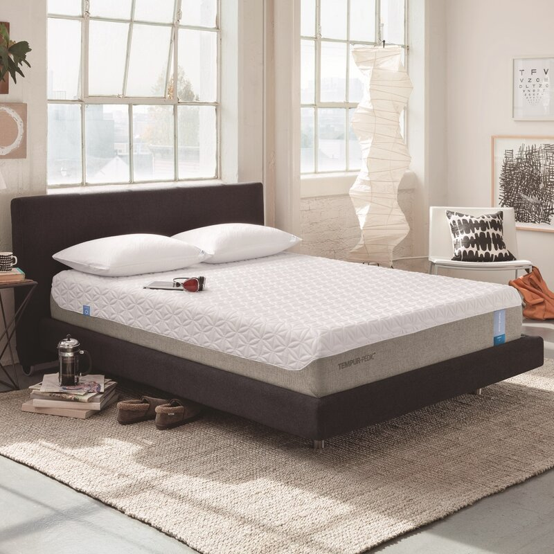 Tempur Cloud Prima 10 Medium Firm Memory Foam Mattress