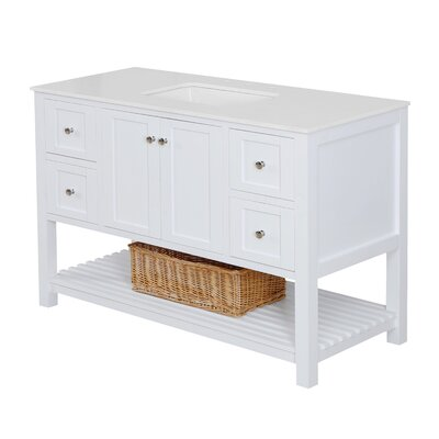 19 Inch Depth Bathroom Vanity | Wayfair