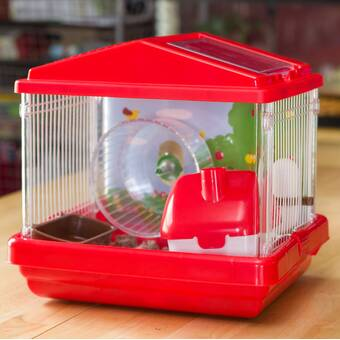 Prevue Hendryx Deluxe Small Animal Cage & Reviews | Wayfair