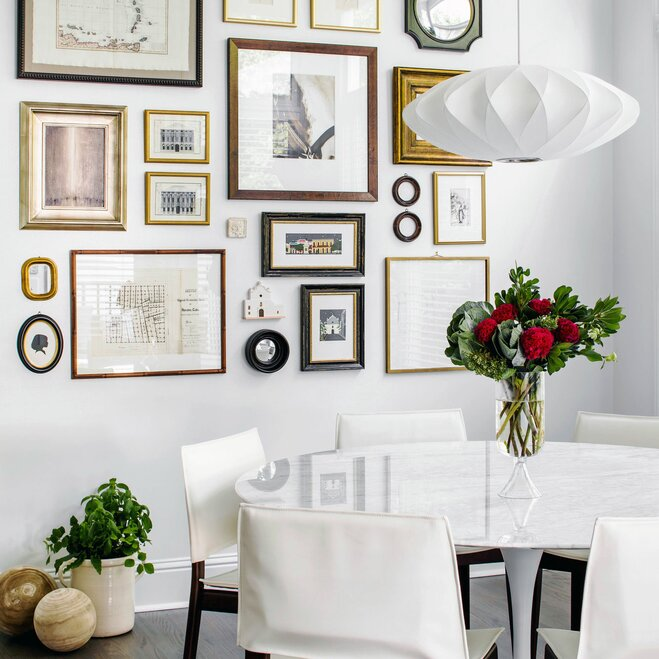 How To Hang Wall Art | Wayfairu0027s Ideas U0026 Advice