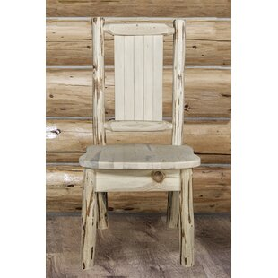 Tustin Solid Wood Dining Chair