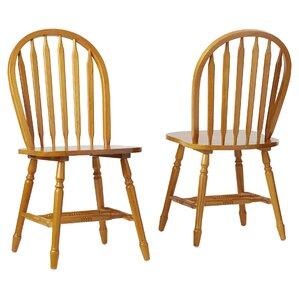 charlotte arrowback side chair set of 2