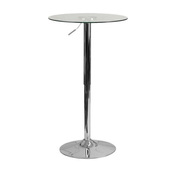Etonnant Round Adjustable Height Table | Wayfair