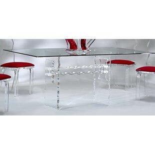 Exceptionnel Table De Salle à Manger Crystal