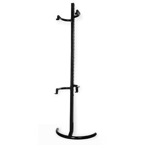 2 Bike Gravity Stand Freestanding Bike Rack