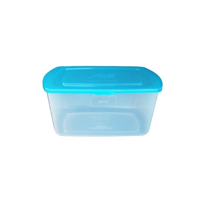 Superbe 128 Oz. Food Storage Container