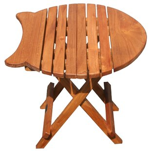 Fish Teak Picnic Table
