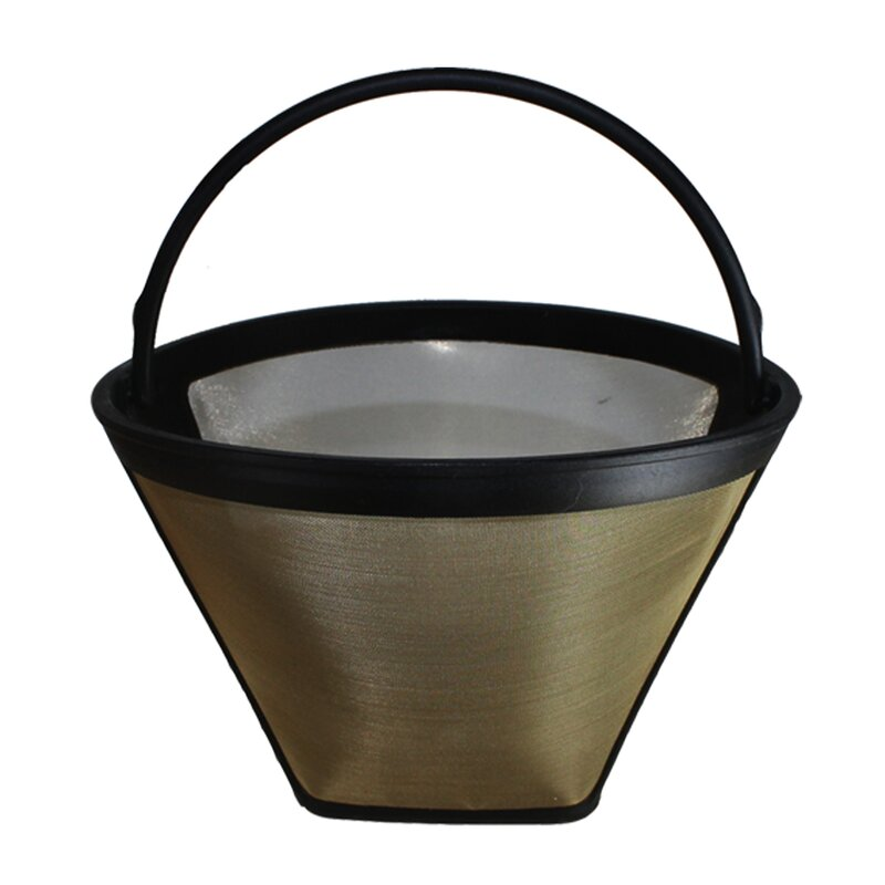 Crucial Think Crucial Washable And Reusable Coffee Filter For The
