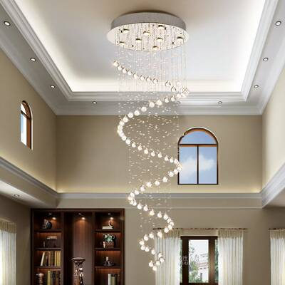 4f4767e0640b1 WeGotLites Drops of Rain 10-Light Flush Mount | Wayfair