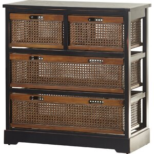 St. Leo 4 Drawer Storage Cabinet