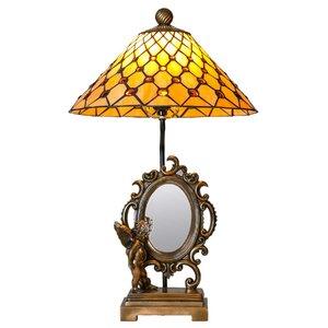 Cherub Mirror Tiffany 23