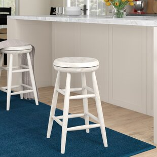 Wolfgang Medium Swivel Stool